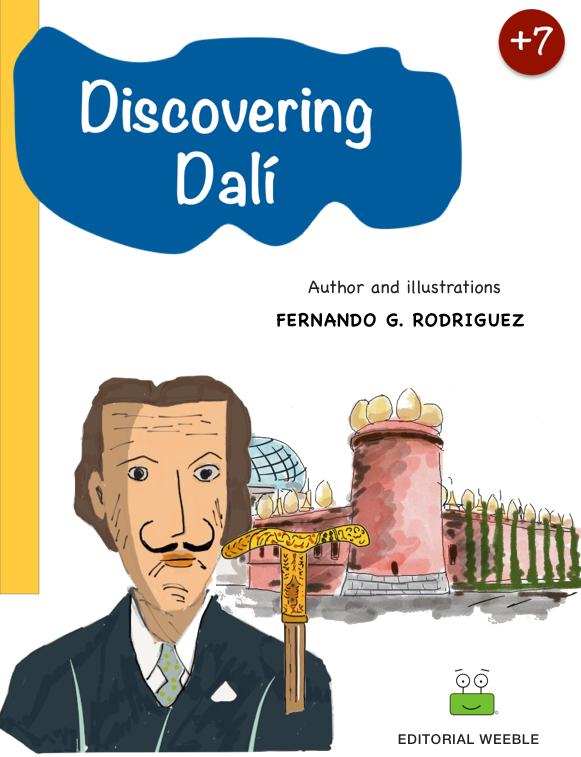 Discovering Dali cover