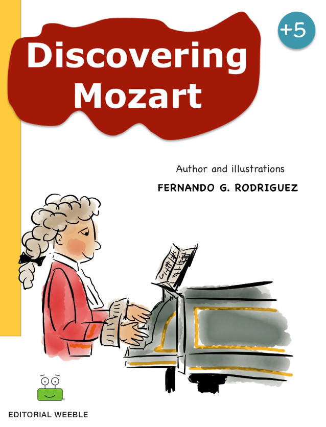 Discovering Mozart cover