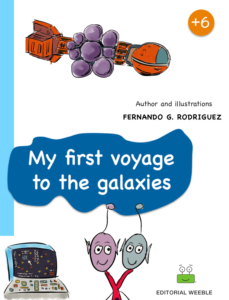 Voyage to the galaxies cover
