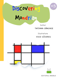 Discovering Mondrian cover 250