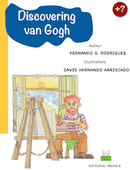 Discovering van Gogh cover 250