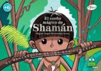 El sueño magico de Shaman - portada