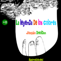 La leyenda de los colores