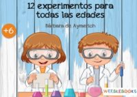 12 experimentos para todas las edades portada