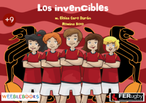 Cover Los invencibles