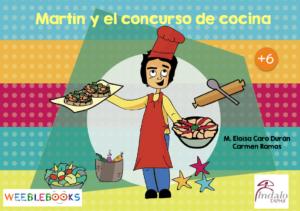 Martín y el cocncurso de cocina