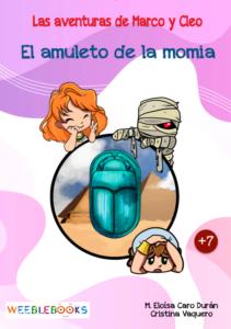 El amuleto de la momia cover
