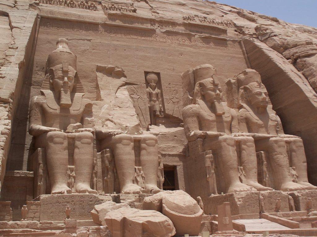 templo de Abusimbel