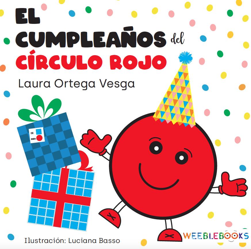 Cover El cumpleaños del circulo rojo