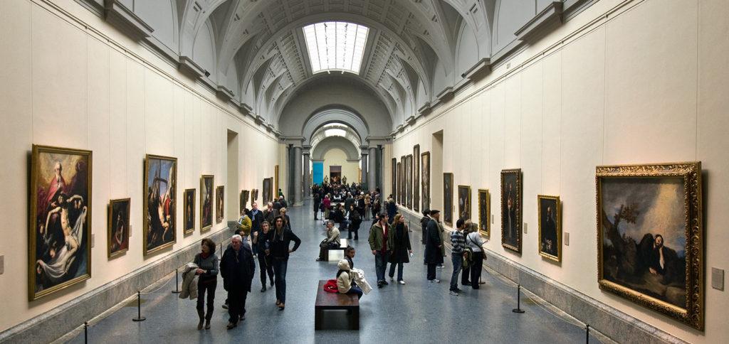 Museos del mundo. Museo del Prado