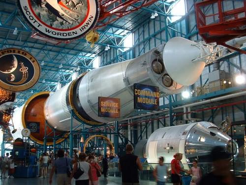 Centro Espacial John F. Kennedy, Florida (USA)