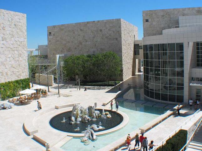 Museo J. Paul Getty, Los Ángeles