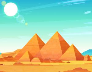 las piramides mejor conservadas del mundo