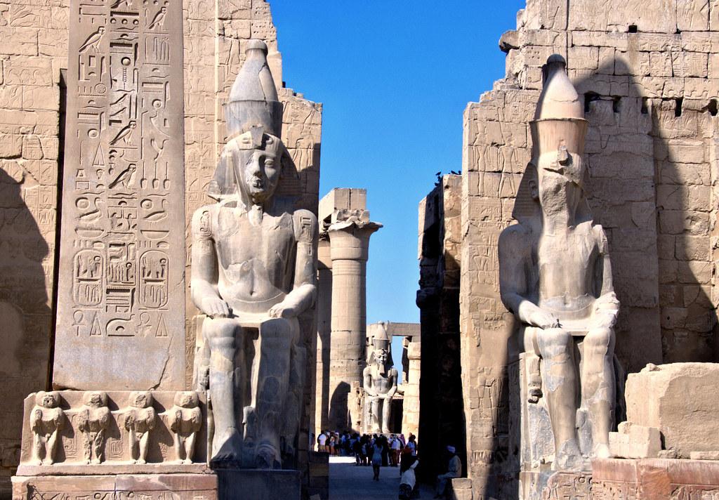 Luxor, en Egipto