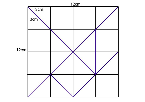 Tercer paso tangram