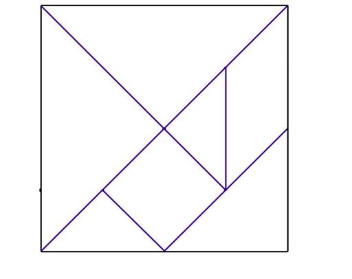Cuarto paso tangram