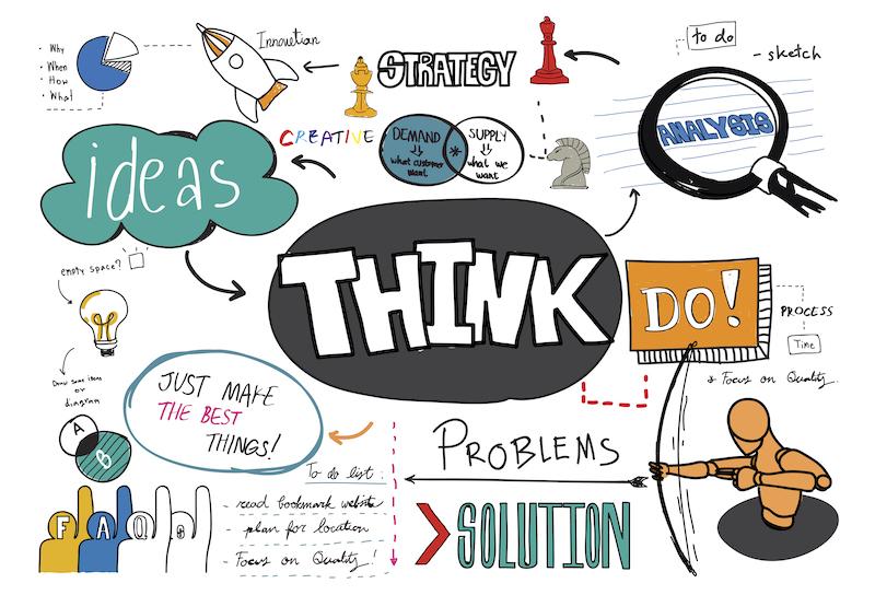 Ventajas del visual thinking para niños