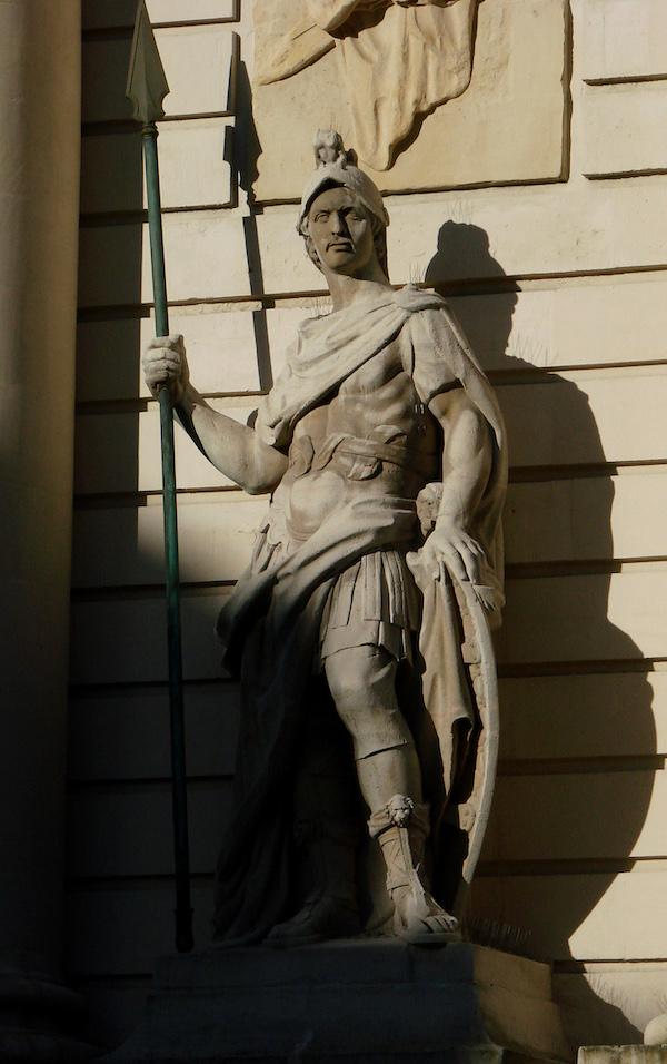 dios romano Marte