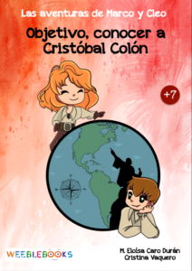 cover objetivo conocer a Cristobal Colon