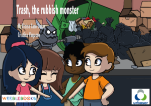 Cover Trash the Rubbish Monster