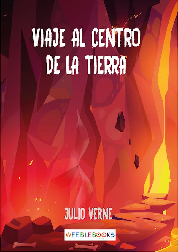 Viaje al centro de la Tierra de Julio Verne