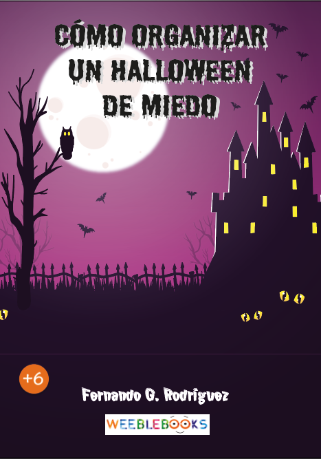Cómo organizar un Halloween de miedo