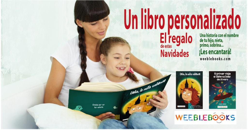 Libros personalizados de WeebleBooks