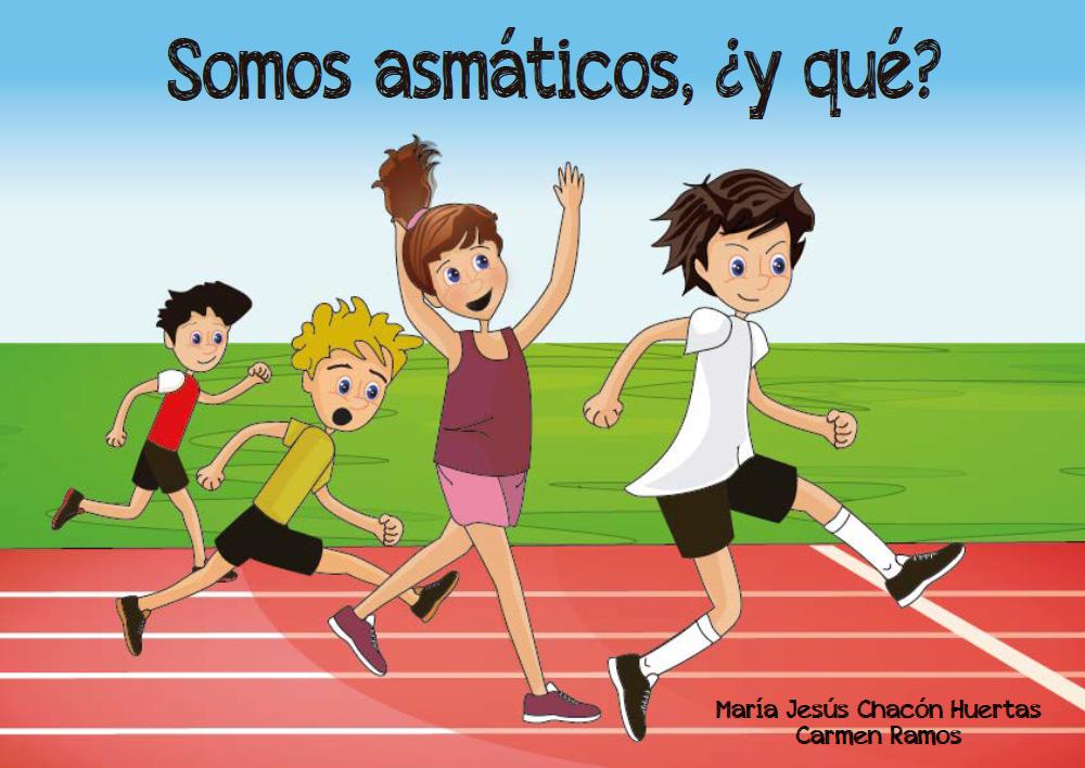 Somos asmáticos, ¿y qué?. Nuevo libro de GSK y Weeblebooks