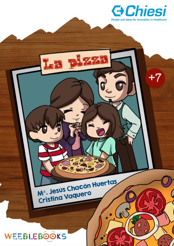 La Pizza. Nuevo libro de Chiesi y WeebleBooks